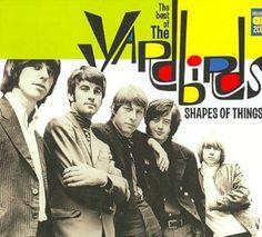 Yardbirds - Shapes of Things: The Best of The Yardbirds, Grey