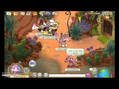 Animaljam- OMG a Diamond :D