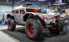 The 50 Most Outrageous Cars You Must See from SEMA 2014 – Feature – Car and Driver - CARandDRIVER