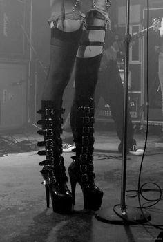 Taylor Momsen rocks them like no other.