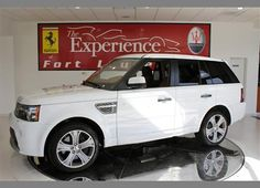 2011 Land Rover Range Rover Sport Supercharged,