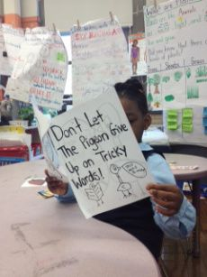 Don't Let the Pigeon Give Up on Tricky Words Readers Workshop, Writing Workshop, Reading Charts, School 2013, Reading Specialist, Word Work, Teaching Reading, Classroom Management, Second Grade