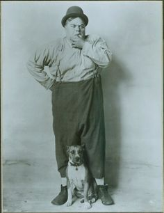 Image result for luke the dog fatty arbuckle