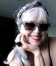Sabina Silverella 40s Style at 60 plus!