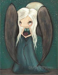 the poppy tree - fallen angel