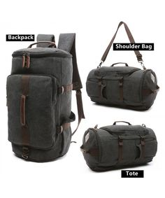 Travel Luggage Duffle Bag Lightweight Portable Handbag Run Hamburg Large Capacity Waterproof Foldable Storage Tote
