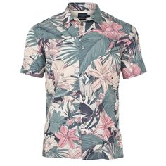 Paul Smith 2012 s/s foral shirt