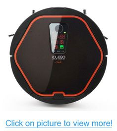 IClebo Arte YCR M05 Smart Home/Office Vacuum Cleaner $ Floor Mopping Robot