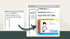 Turn Your Online 'Error Pages' Into Missing #Children Ads - via @DesignTAXI -- AMAZING IDEA by NotFound.org!  Have to check it out!