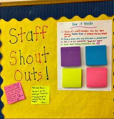 Teacher morale - 25 excellent diy classroom decoration ideas & themes to inspire you 00013 – Teacher morale Teacher Morale, Employee Morale, Staff Morale, Employee Appreciation Gifts, Teacher Appreciation Week, Volunteer Appreciation, Volunteer Gifts, Staff Bulletin Boards, Just In Case