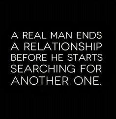 #Real man