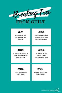 Six Steps to Help You Focus on Breaking Free From Guilt  #guilt #freedom #mareedee #embracingtheunexpected Becoming A Better You, How To Become, Mental Illness Quotes, I Am Sorry, Trying To Sleep, My Fault, Break Free, Loving Someone, Best Self