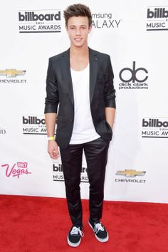 Billboard Music Awards 2014: Music's Biggest Stars Dazzle on the Red Carpet: CAMERON DALLAS