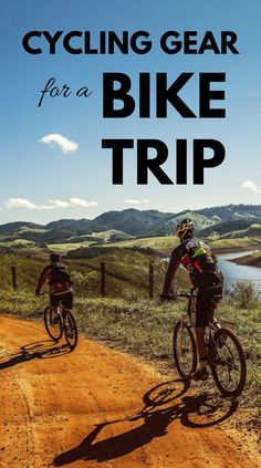 Whether it's an outdoor vacation that's part biking to go with hiking or camping, or it's a dedicated bicycle tour, here are some tips for cycling gear that you may want to put on your biking checklist! It's a list for beginners cycling for international travel or in US national parks this summer or fall for a road trip vacation! These are some things like cycling clothes, outfits, gadgets, accessories, and gear that would be best to consider for your outdoor travel adventures with your…
