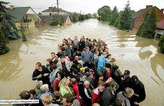 INFLATER : un barrage portable en cas d'inondation!