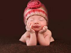 Baby in Cap