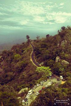 Chikmagllur , Karnataka , India.