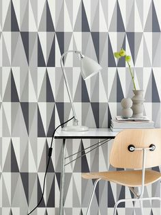 ferm Living | Spear wallpaper