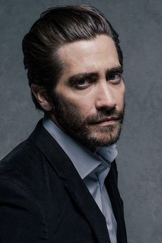 Jake Gyllenhaal on a photoshoot for the movie «Prisoners» during the film festival in Toronto («Toronto International Film Festival»). September, 2013.