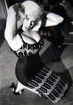 theniftyfifties:  Jayne Mansfield
