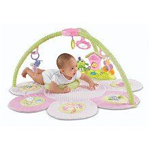 Baby Activity Centers  - Pin it :-) Follow us .. CLICK IMAGE TWICE for our BEST PRICING ... SEE A LARGER SELECTION of  Baby activity play centers  at  http://zbabybaby.com/category/baby-categories/baby-activity-gear/baby-activity-play-centers/  - gift ideas, baby , baby shower gift ideas -  Fisher Price Perfectly Pink Musical Fairyland Gym « zBabyBaby.com