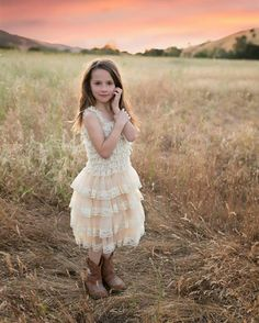 Child photographer located in Bay Area CA. Dress by Spunky Bean Boutique. www.sarapopephotography.com