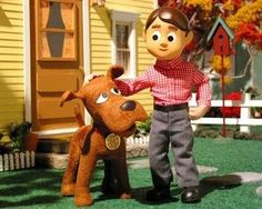 Davey and Goliath...words of wisdom to the 3rd grader in me