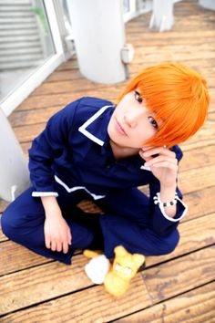 Kyo Sohma-Fruits Basket cosplay