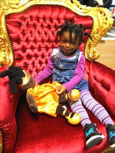 Princess Arabella look-a-like contest?