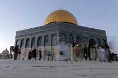 Dome of the Rock (Old City of Jerusalem, Israel) - AMMAR AWAD/Newscom/Reuters