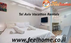 Free Classifieds - Tel Aviv Vacation Rental