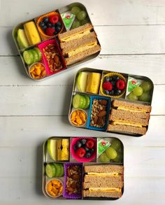 These beautifully-decorated Bento Cincos come naturally to Hyojin ( who used to work as a food influencer in Korea - - and now is in the U. in a Food Studies graduate program. Healthy Lunches For Kids, Lunch Snacks, Lunch Recipes, Baby Food Recipes, Kids Meals, Easy Snacks, Healthy Snacks, Detox Recipes, Lunch Meal Prep