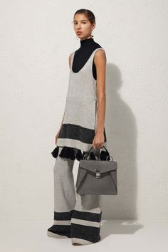 NEWS FALL 2016...NICE&Geat COLLECTION. Like Me too.  IProenza Schouler Pre-Fall 2016 Fashion Show