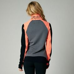 Fox is the leader in motocross and mountain bike gear, and the apparel choice of action sports athletes worldwide. Shop now from the Official Fox Racing® Online store. Fox Racing Clothing, Motocross Clothing, Fall Outfits, Cute Outfits, Fox Girl, New Wardrobe, Sweater Jacket, Country Girls, Passion For Fashion