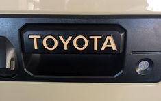 Decals for Tacoma Letter Decals, Vinyl Decals, Letters, Toyota, It Cast, Handle, Face, Letter, The Face