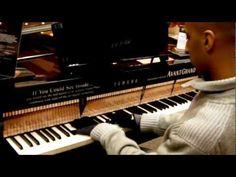 "Jagged Edge ""Heartbreak""  Piano Digital Cover!  Smooth RnB - Yamaha Avan..."