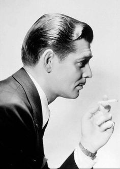 This list of mens hairstyles including vintage mens hairstyles, Old Hollywood actors, haircuts inspired by your favorite celebrities, and many more! Old Hollywood Movies, Hollywood Actor, Golden Age Of Hollywood, Vintage Hollywood, Hollywood Glamour, Hollywood Stars, Classic Hollywood, Hollywood Icons, Carole Lombard