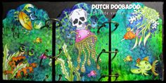 460.440.010 Dutch Doobadoo MDF Art Drieluik door Miranda van den Bosch