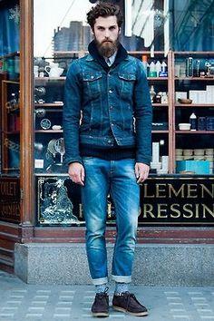 32 Best Mens Denim Images Man Fashion Urban Fashion Man Style