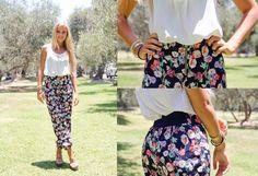 Lindo outfit de verano/Cute outfit for summer...Búscanos en www.facebook.com/LiamRopa1
