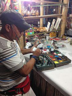 Obras del Pintor Nevil Alvarez