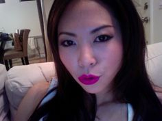 i think everyone should own one really good fuchsia lipstick & one really good red lipstick. this is my recommendation for SUPER HOT fuchsia. Best Red Lipstick, Lipstick Mac, Red Lipsticks, Orchid, Make Up, Beauty, Mac Lipstick, Mac Lipsticks, Makeup