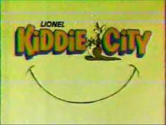 LIONEL KIDDIE CITY PHILADELPHIA TOY STORE HALLOWEEN PLASTIC  TRICK TREAT BAG