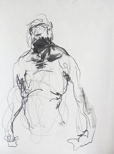 "Title: ""Drawing 49""  Artist: Derek Overfield"