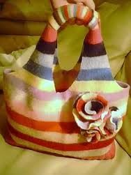 Image result for how to cut felted wool sweater with argyle sleeves