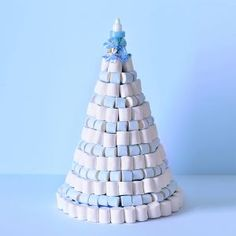 Tatlı Yeni Doğan Kulesi Mavi  #ŞekerŞef #ŞekerBuket #ŞekerSaksı #ŞekerPasta #Çikolata #Şeker #Jelly #YumuşakŞeker #marshmellow #seker#candy#sweet#candyland#snacks#dessert#design#candytree#wedding#event#baby#party#holiday#bonbon#compositioncandy