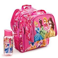 Disney Princess Backpack Collection for Girls | Disney Store