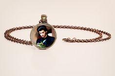 One Direction - Zayn Malik Heartthrob - Vintage Style Photo Pendant Necklace