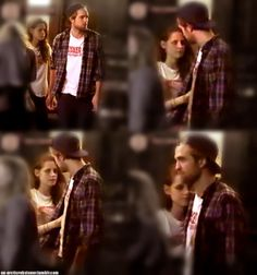 Tumblr Rob and Kristen and friends out in LA October 2012