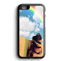 Rainbow In Sky iPhone 7 Case